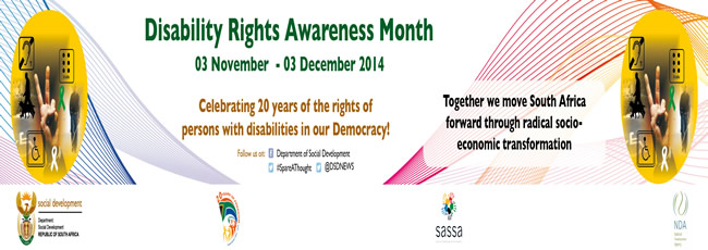 Disability Rights Awareness Month | SAnews