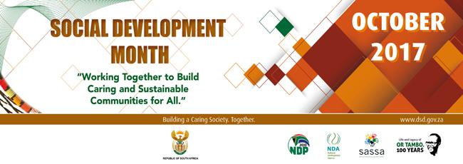 Social Development Month 2017