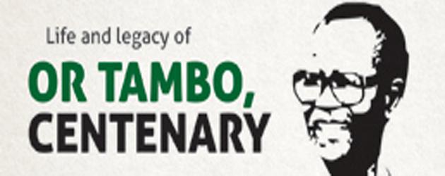 OR Tambo Centenary