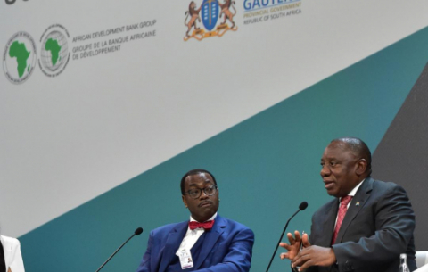AfDB President Adesina and President Cyril Ramaphosa chart the way for African growth and development.
