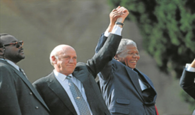 How SONA was used to announce Mandela's release