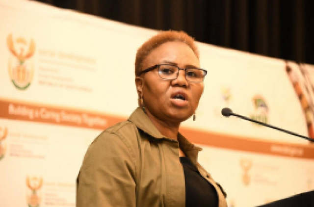 Social Development Minister Lindiwe Zulu, SAnews, International Conference on Substance Abuse and Family Related