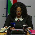 Minister Mokonyane briefs on outcomes of Cabinet meeting