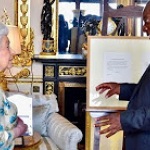 President Cyril Ramaphosa meets The Queen and the Prime Minister of UK ahead of Commonwealth Meeting