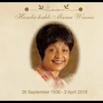 Official Memorial Service of Mama Winnie