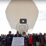 Launch of MeerKAT
