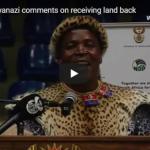 4 589 hectares of land returned to KwaMkhwanazi community