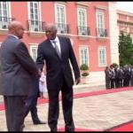 President Jacob Zuma undertakes a working visit to Angola