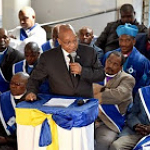 President Zuma addresses Apostolic Faith Mission Church's Women's Day Service