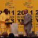 President Jacob Zuma receives the first Census 2011 Results