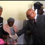 Hand-over of houses in Danville and Elandspoort on Mandela Day