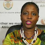 Communications Minister Ayanda Dlodlo addresses High Level Dialogue on Fourth Industrial Revolution