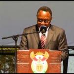 Deputy President Kgalema Motlanthe addresses National Heritage Day in Mdantsane