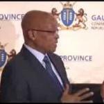 President Jacob Zuma visits Ikhaya Lethemba Centre