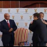 Swearing in of new Ministers and Deputy Ministers