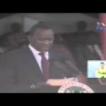 Inauguration of Kenyan President-elect Uhuru Kenyatta