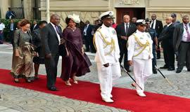 President Ramaphosa's first SONA