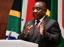 President Ramaphosa participates in G7 Summit