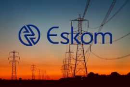 Eskom continues with rolling blackouts.