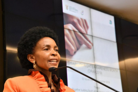 South African government, private sector called to give 40% of procurement to women-owned businesses