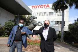 eThekwini, Toyota commit to safeguard Durban investment