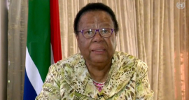 Mandela would have wanted equitable access to COVID-19 vaccines, Pandor says