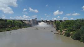 South Africa's dam levels decline amidst dry winter season