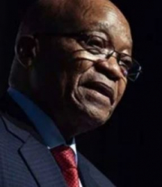 South African Department grants former President Zuma compassionate leave