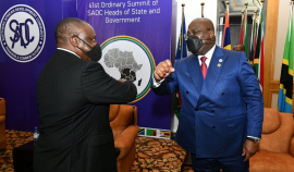Southern African Development Community Elects New Leadership