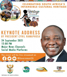 President Ramaphosa to lead countrywide celebrations