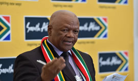 Minister in the Presidency Jeff Radebe