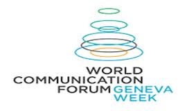 World Communication Forum, in Geneva, Switzerland