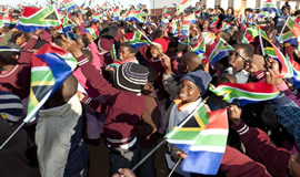 South Africans are still good people committed to building an inclusive society based on human rights