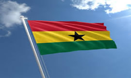 Ghana's 60th independence anniversary