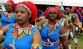 Heritage Month is a time for all South Africans to celebrate their culture