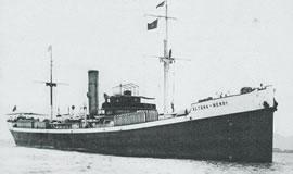 The SS Mendi.