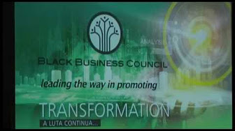Black Business Council Awards Gala Dinner