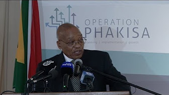 Launch of Operation Phakisa on Agriculture, Land Reform and Rural Development