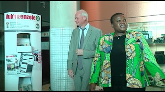 Minister Muthambi hosts Russian delegation