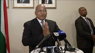 President Jacob Zuma champions fight against crime and calls for calm on locals and non-nationals