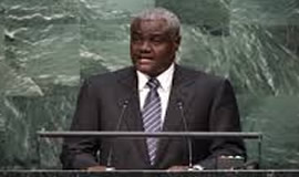 New Chairperson of the African Union